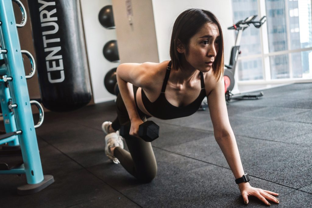 Empowering Asian Females in Fitness | Born to Sweat